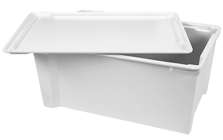 Fiberglass Food Prep and Commercial Food Storage Containers by MFG Tray